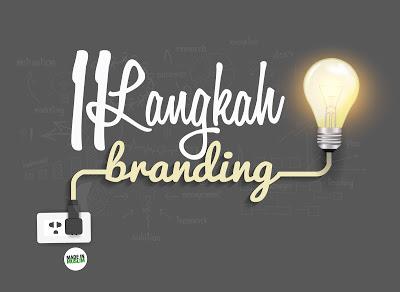 Branding Steps